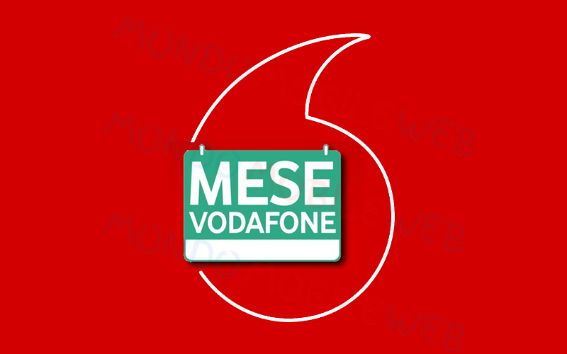 Mese Vodafone 5G