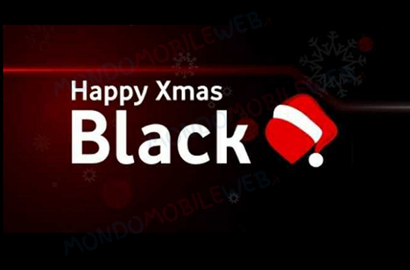 Happy Black Vodafone