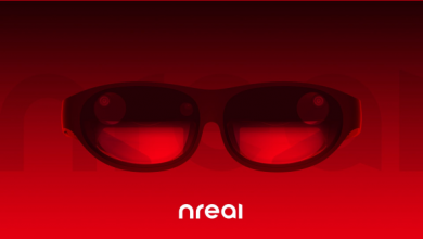 Vodafone Nreal Light