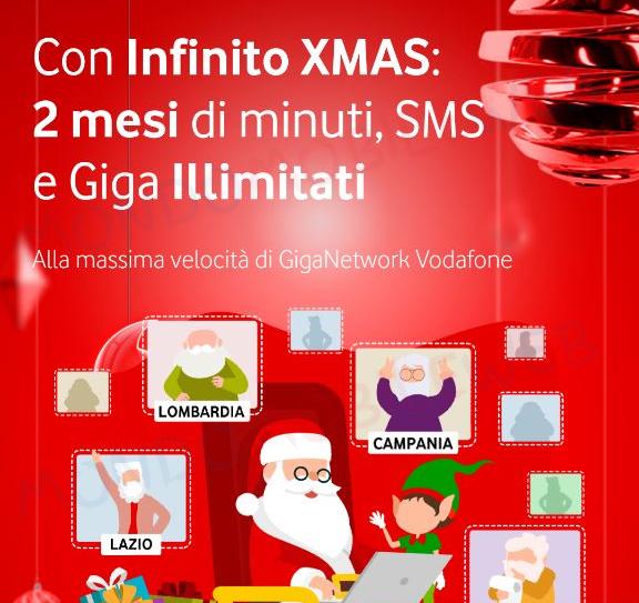 Vodafone Infinito XMAS