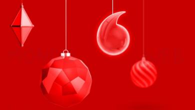 Vodafone Infinito Xmas spot