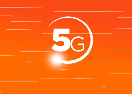 smartphone rete 5G