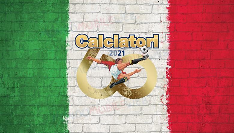 TIM Calciatori Panini 2021