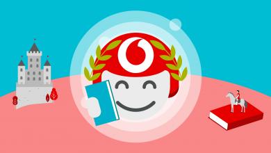 Vodafone TOBi giornata della scrittura