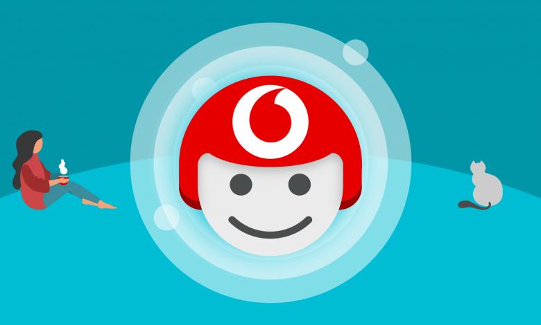 Vodafone TOBi Blue Monday 2021