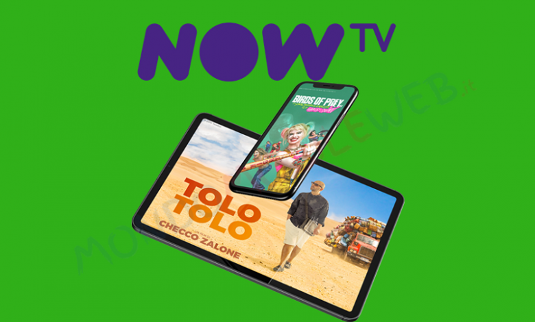 Vodafone NOW TV Cinema Hapy