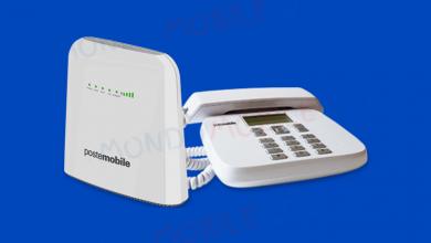 PosteMobile Casa Internet