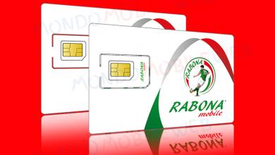 Rabona Mobile SIM San Valentino