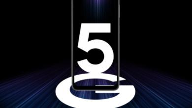 Vodafone 5G smartphone Samsung