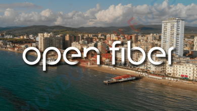 Open Fiber Follonica
