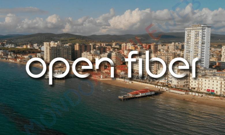 Open Fiber Follonica