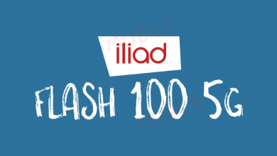 iliad flash 100 5G