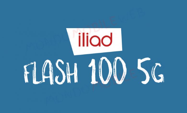 iliad flash 100 5G