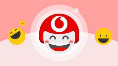 Vodafone TOBi felicità