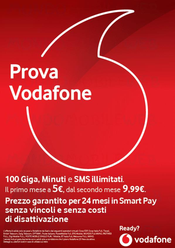 Prova Vodafone