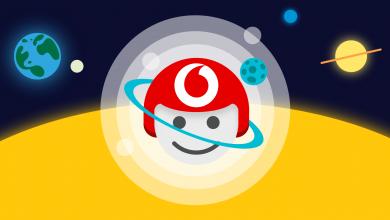 Vodafone TOBi pianeti