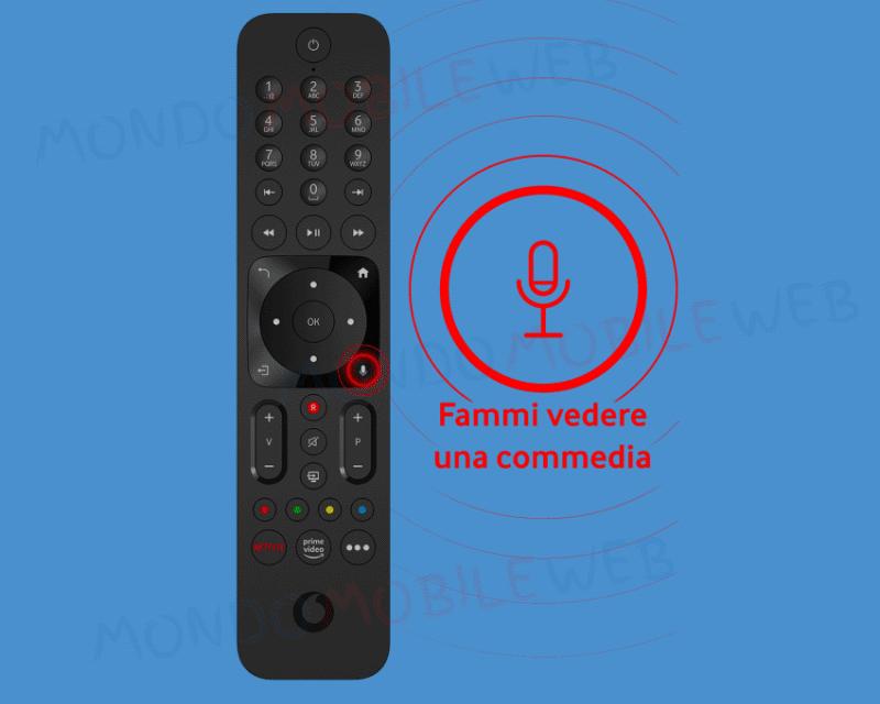 Vodafone TV Amazon