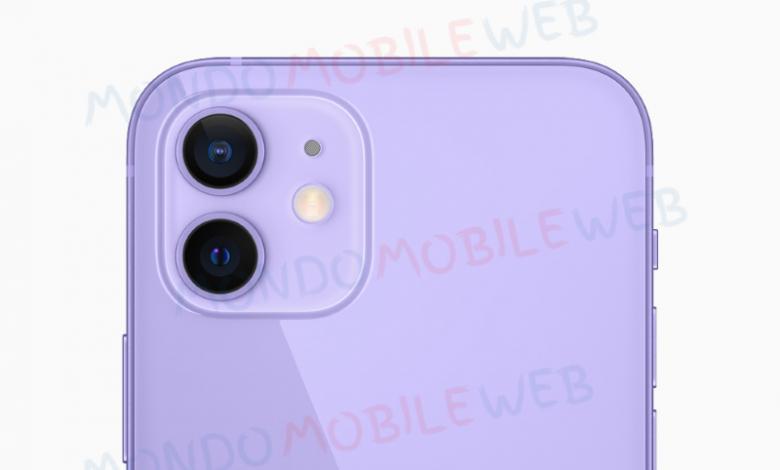 Vodafone Apple iPhone 12 Viola