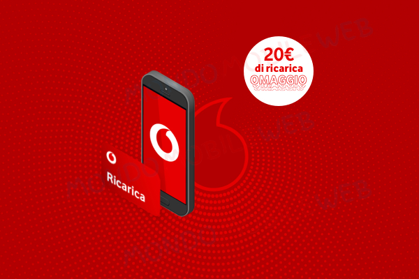 Vodafone Special online ricarica