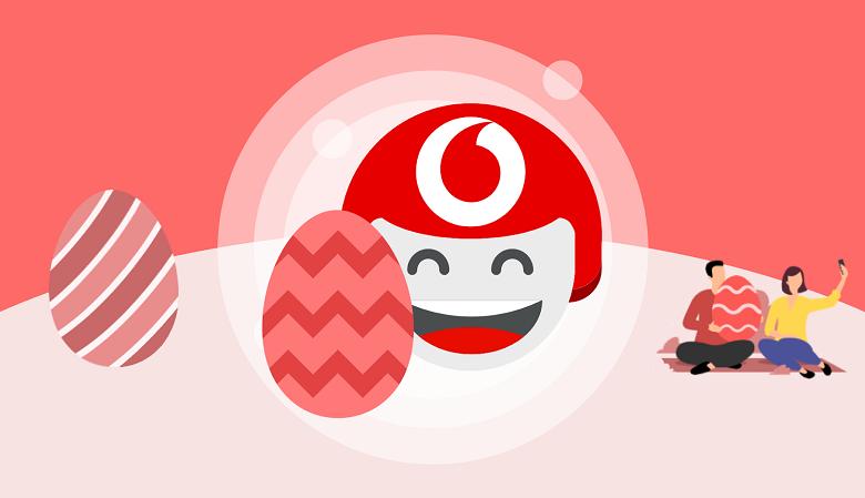Vodafone TOBi Pasqua