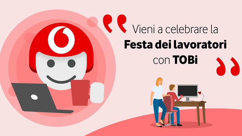 Vodafone TOBi Primo Maggio