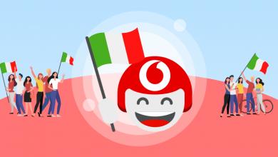 Vodafone TOBi liberazione