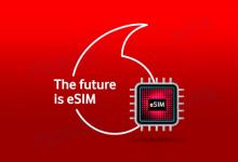 Vodafone eSIM