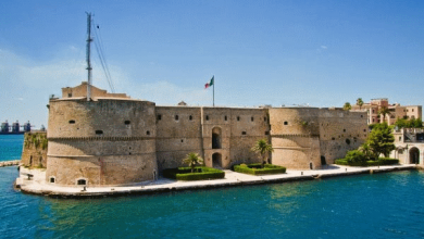 TIM rete fissa Puglia Taranto