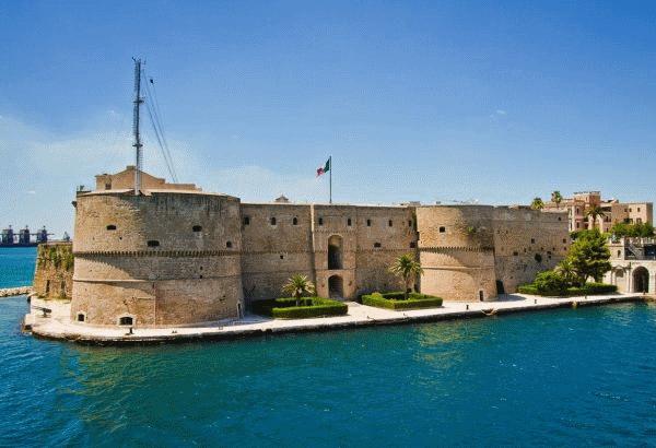 Taranto Brindisi Super 10 Gigabit sperimentazione