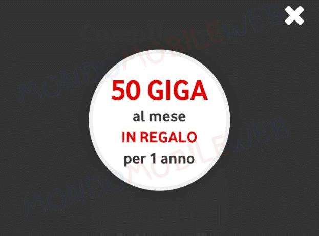 50 Giga Free Happy Friday