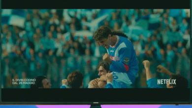 TIMVISION TIM spot Netflix Roberto Baggio