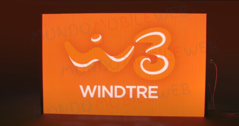 WINDTRE spot