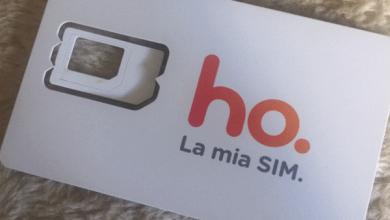 ho. mobile Tanti Amici