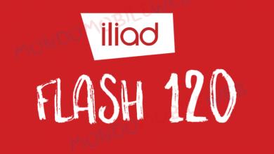 Iliad spot TV Flash 120 5G