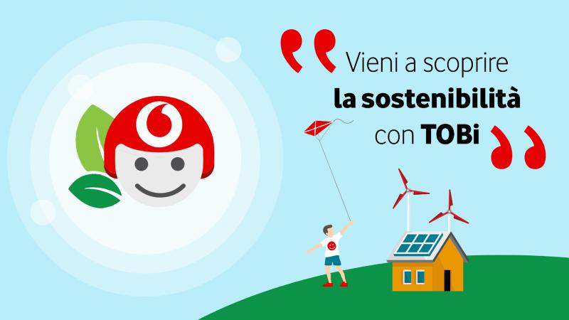 TOBi Green sostenibilità