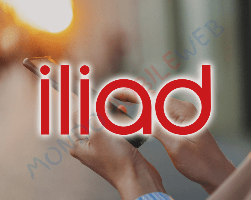 Iliad smartphone
