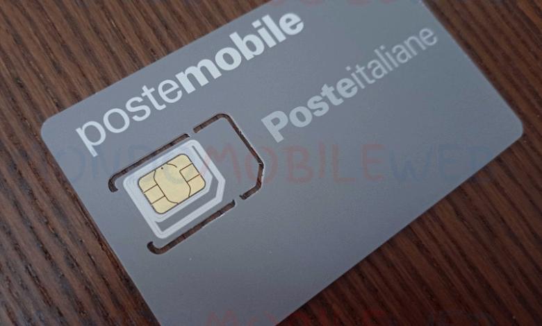 PosteMobile Creami WOW 10GB