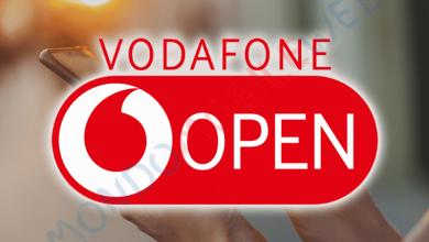 Vodafone Open costo attivazione