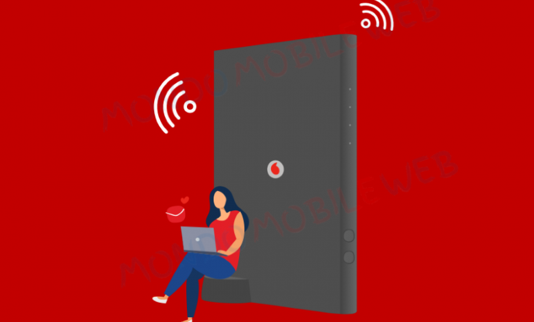 Vodafone Internet Unlimited Family Plan