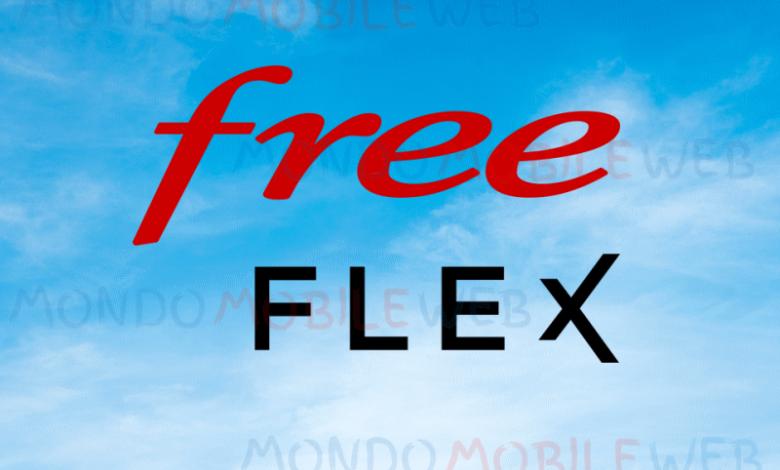 Free Mobile Flex Iliad