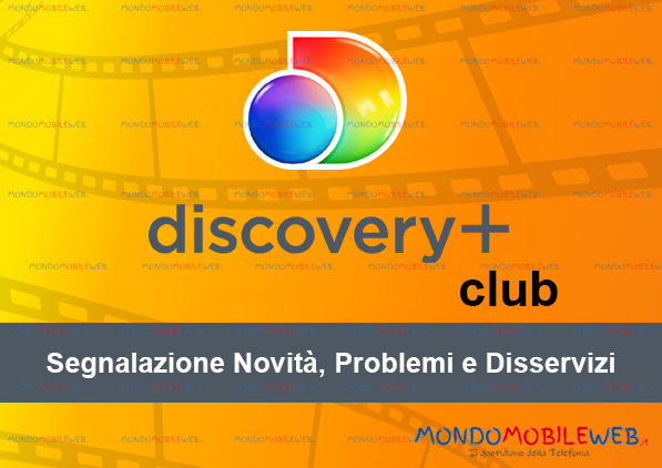Discovery+ Club