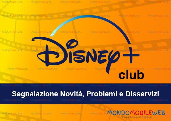 Disney+ Club