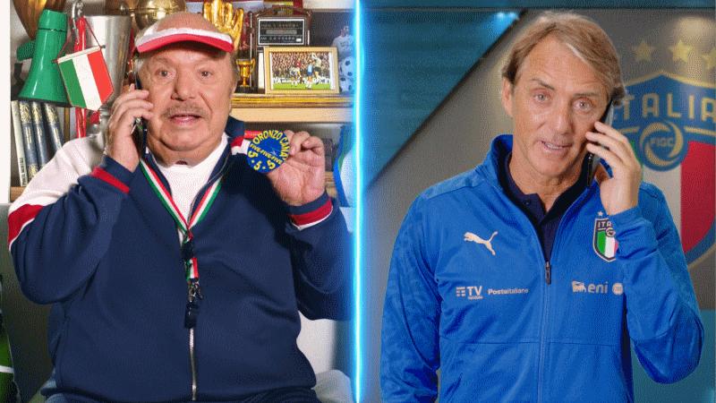 Serie A Lino Banfi Mancini