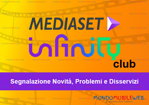 Mediaset Infinity Club