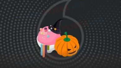 Vodafone Happy Moment Halloween