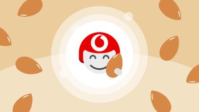 Vodafone TOBi World Food Day