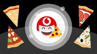Vodafone TOBi Pizza